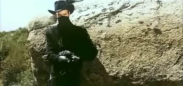 L'ombre de Zorro [ Cabalgando hacia la muerte ] . 1963 . Joachim Luis Romero Marchent . 33312