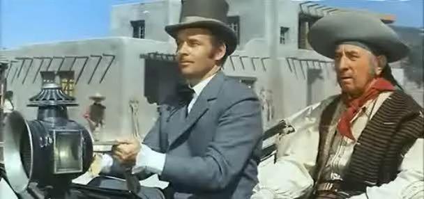 L'ombre de Zorro [ Cabalgando hacia la muerte ] . 1963 . Joachim Luis Romero Marchent . 44412