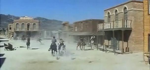 L'ombre de Zorro [ Cabalgando hacia la muerte ] . 1963 . Joachim Luis Romero Marchent . 66611