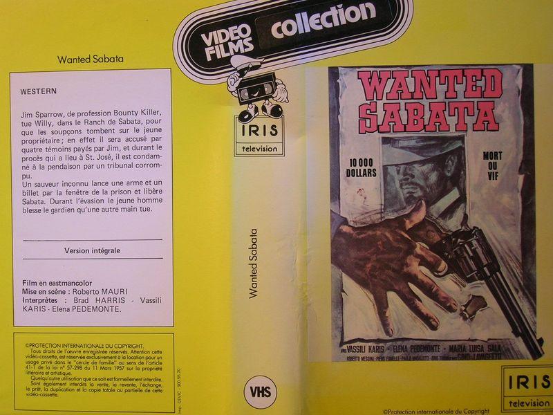 Wanted Sabata –1970- Roberto MAURI 88694510