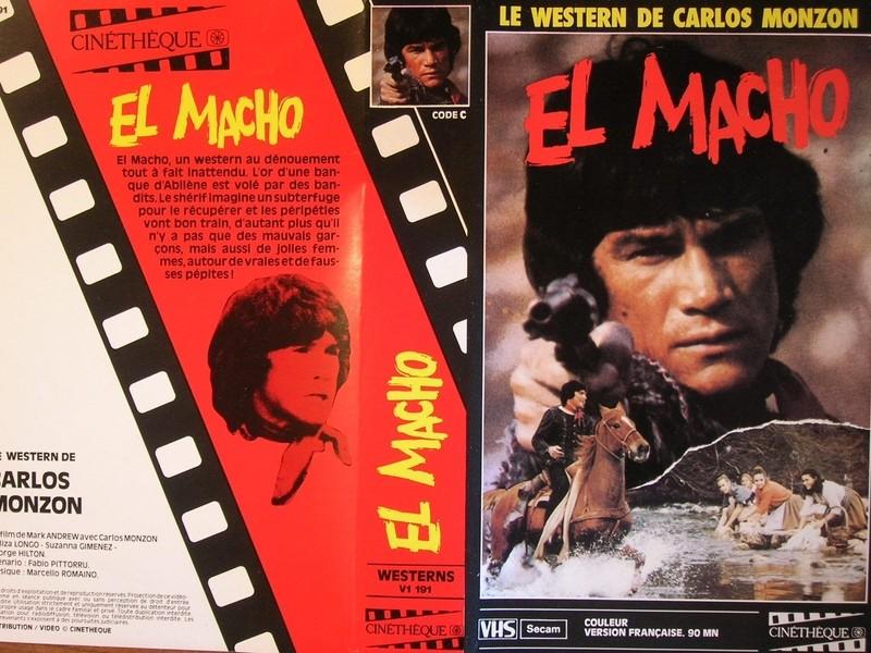 El Macho - Marcello Andrei - 1977 88713110