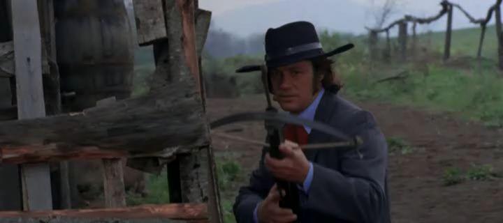 Un bounty Killer à Trinita (idem) d'Oscar Santaniello avec Jeff Cameron, 1972. 88810