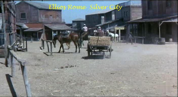 Western City à Rome Ellios11