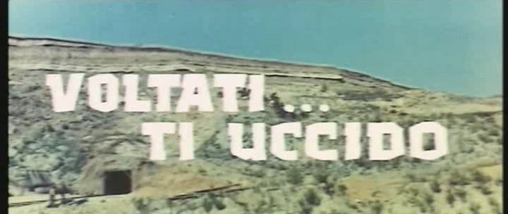 Un fusil pour deux colts ( Voltati ti Uccido ) - 1967 - Alfonso BRESCIA Ganari10