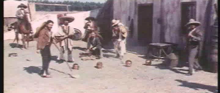 Un fusil pour deux colts ( Voltati ti Uccido ) - 1967 - Alfonso BRESCIA Jardin10