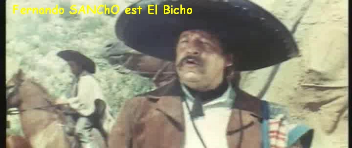 Un fusil pour deux colts ( Voltati ti Uccido ) - 1967 - Alfonso BRESCIA Sancho11