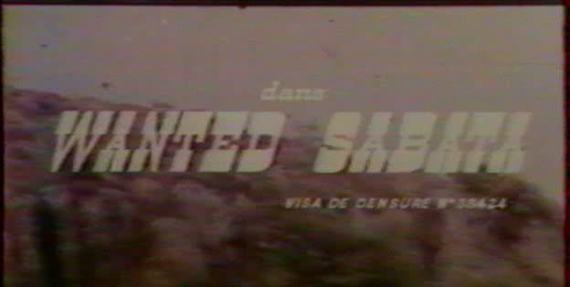 Wanted Sabata –1970- Roberto MAURI Vlcsna23