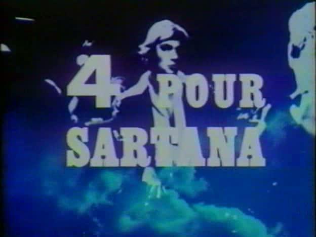 Quatre pour Sartana - E Vennero in Quatro per uccidere Sartana - Demofilio Fidani - 1969 Vlcsna49