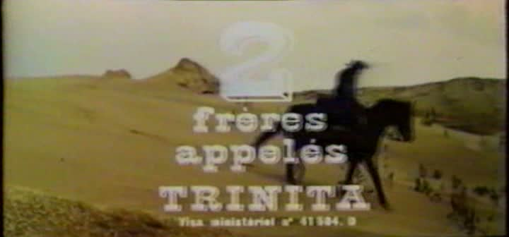 Deux Frères appelés Trinita - Jesse, Lester Duo Fratelli In Un Posto Chiamato Trinita - Renzo Genta - 1972 Vlcsna87