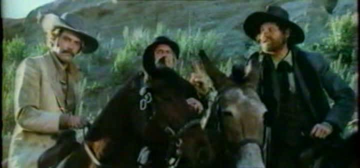 Deux Frères appelés Trinita - Jesse, Lester Duo Fratelli In Un Posto Chiamato Trinita - Renzo Genta - 1972 Vlcsna88