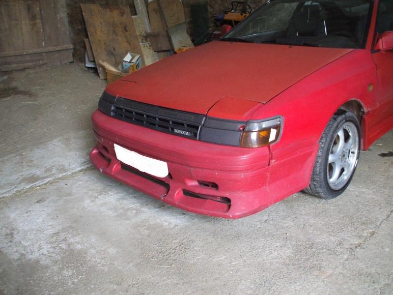 kit carrosserie postert Avant110