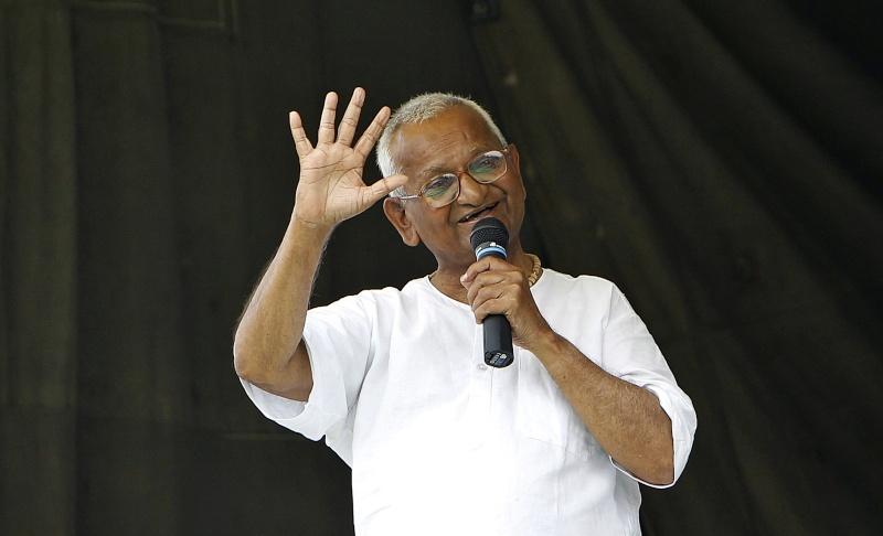 Anna Hazare- Social Activist Anna_h12