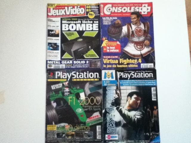 [Dehorvie] ►Gros lot de vinyles de jeux vidéo et PLV rétro◄ Img_0222