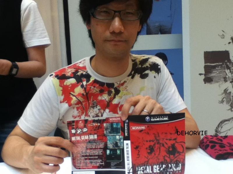 Dedicace de Kojima sur Paris le 10 mai Img_0552