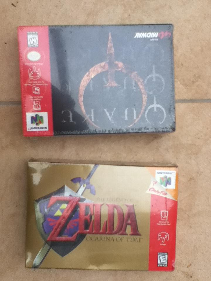 - Blister de Zelda Ocarina Of Time -  Img_0610