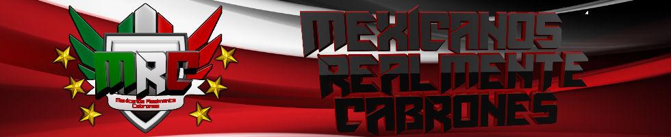 Foro gratis : Clan [MRC] Mexicanos Realmente Cabrones - Portal Logo_c12