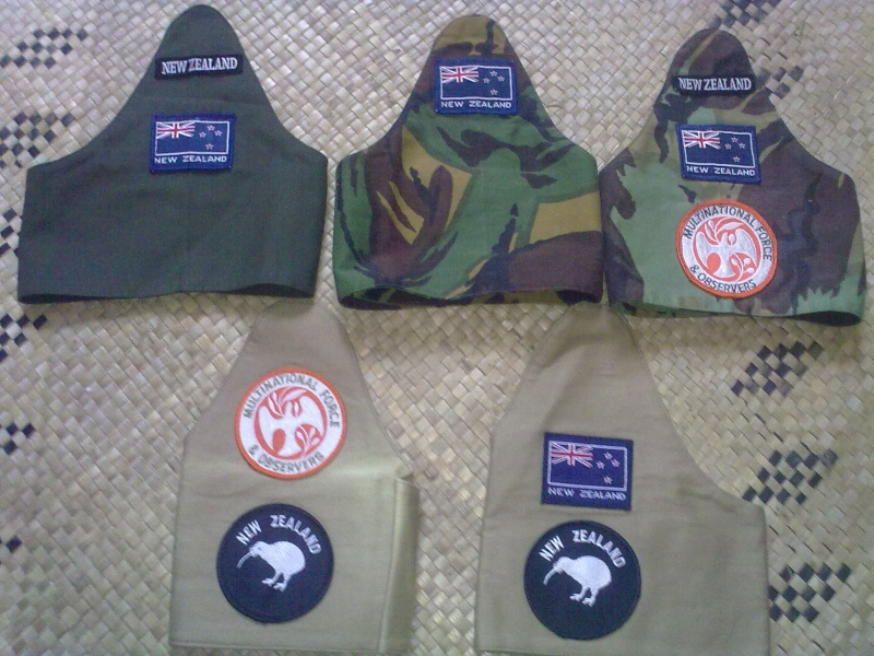 Brassards ,Rank slides and badges 13092027
