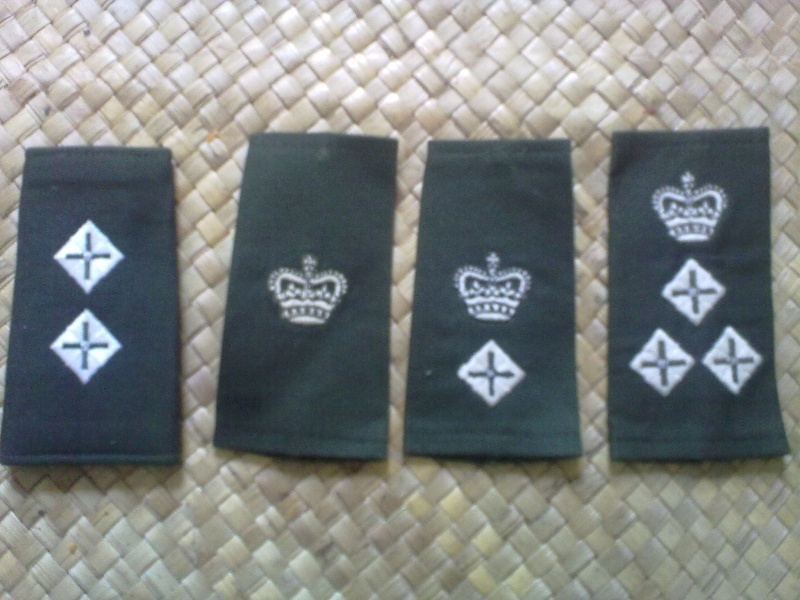 Brassards ,Rank slides and badges 13092032