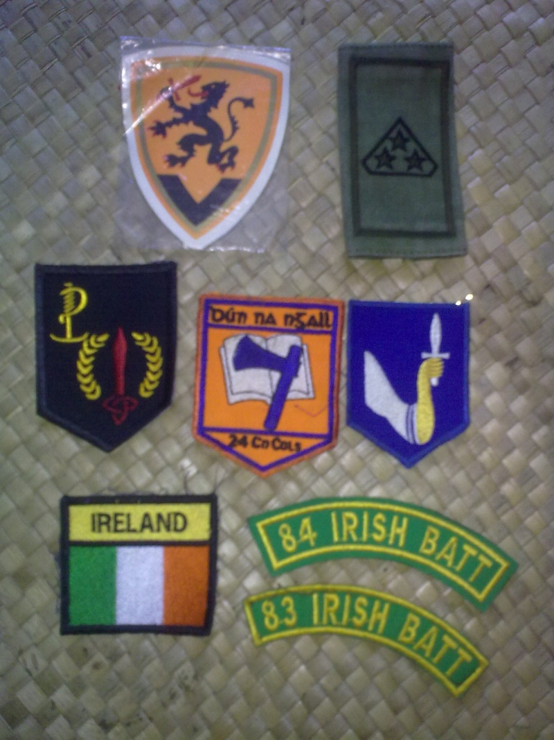 Irish Military Insignia 13092042