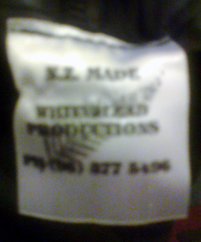 SF BLACK ROLE PONCHO Photo027
