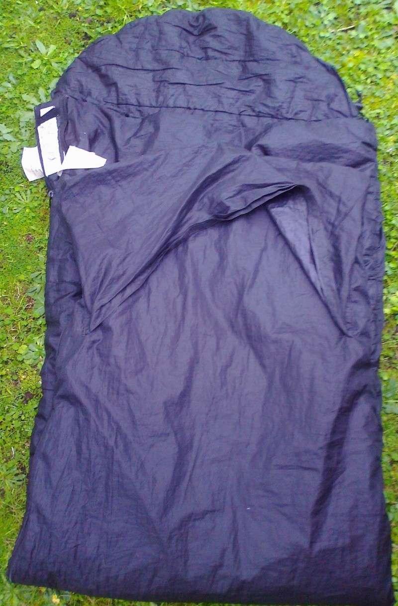 Sleeping bag systems  Photo053