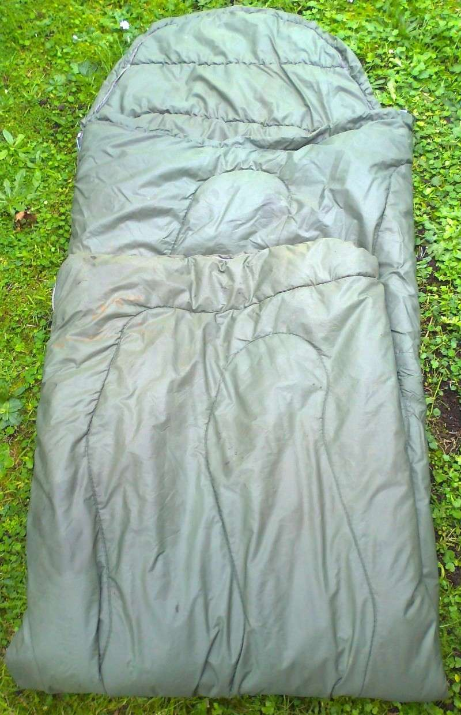 Sleeping bag systems  Photo055