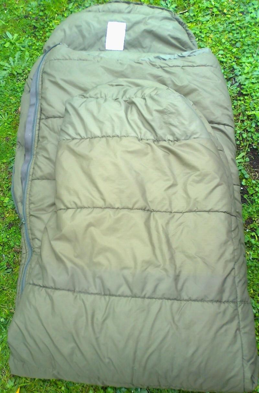 Sleeping bag systems  Photo061
