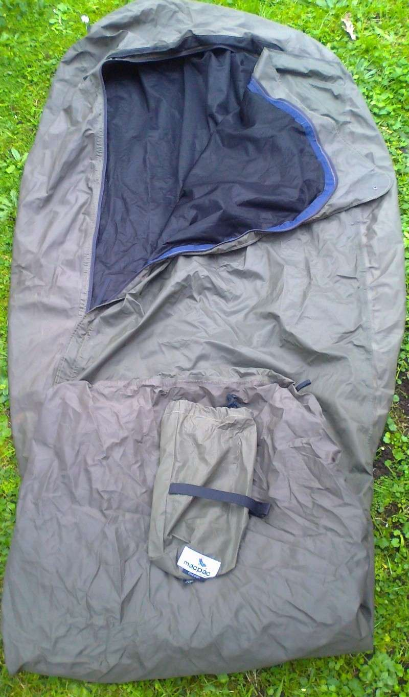 Sleeping bag systems  Photo062