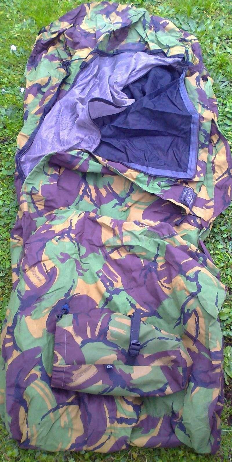 Sleeping bag systems  Photo063