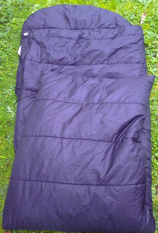 Sleeping bag systems  Photo064