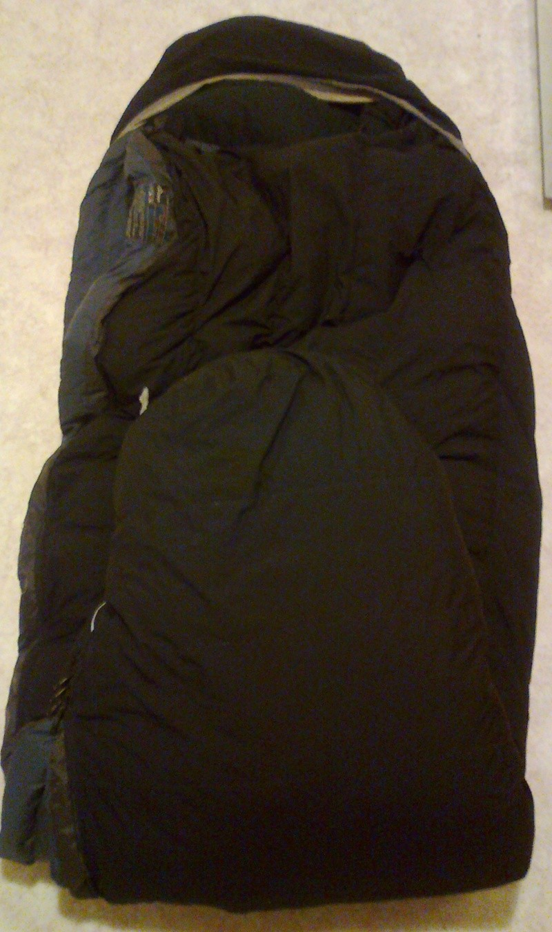 Sleeping bag systems  Photo067