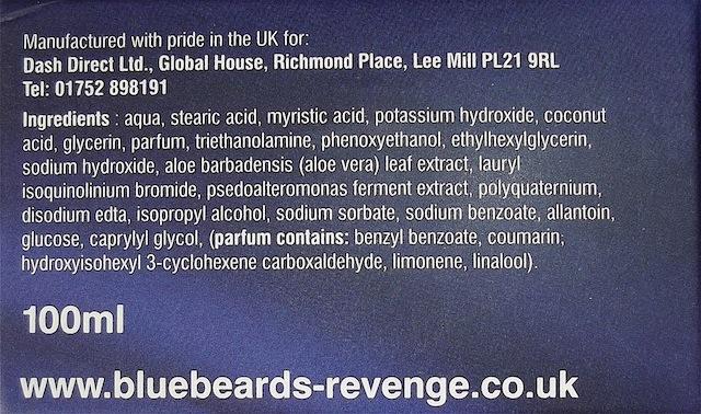 Crème Bluebeards Revenge 0310