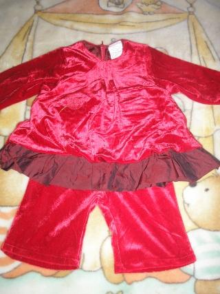 Garde robe d Ombeline en 6 mois Pa170327
