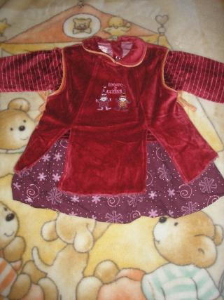 Garde robe d Ombeline en 6 mois Pa310442