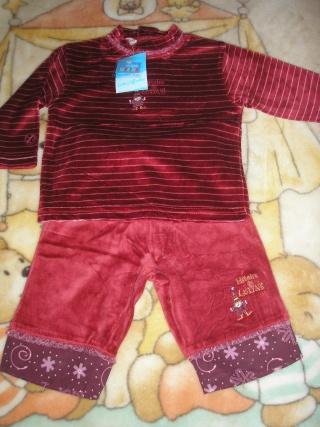 Garde robe d Ombeline en 6 mois Pa310444