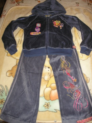 Garde robe d ombeline en 6-8 ans Pb171311
