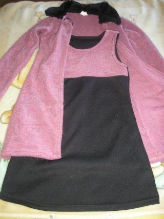 Garde robe d ombeline en 6-8 ans Pb201026