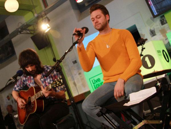 BBC Radio 1, concierto exclusivo en Leicester (Student Tour) Acusti10