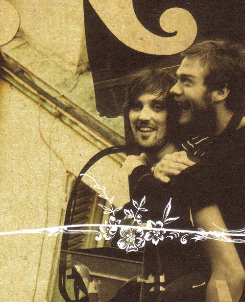 Bromance Serge+Tom Ains_q10