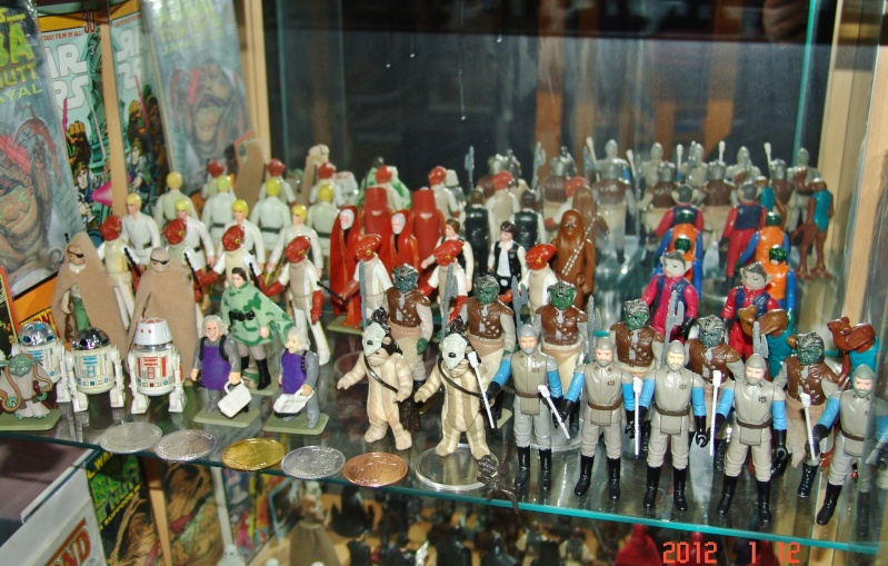 This is how my Variant Mania began: my Vintage Collection Collec13