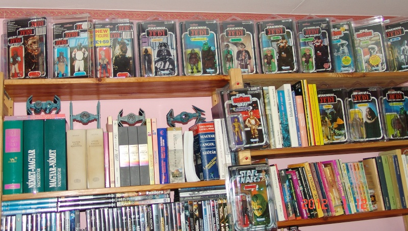 This is how my Variant Mania began: my Vintage Collection Collec16