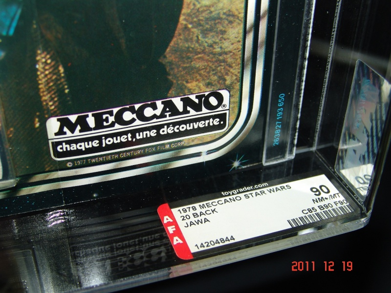 This is how my Variant Mania began: my Vintage Collection Meccan18