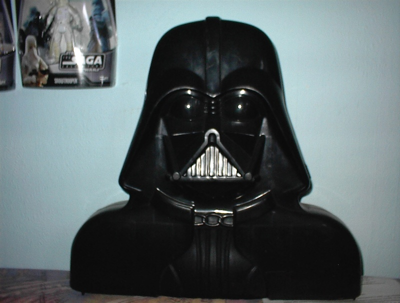 This is how my Variant Mania began: my Vintage Collection Vader_10