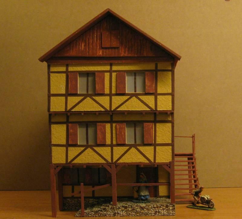 Dio-Horst Werkbank: Zubehör für 7 cm Figuren - Seite 2 01_bue10