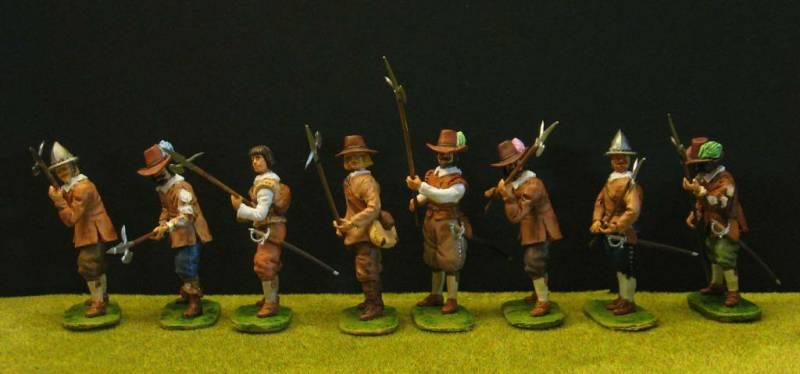 Selbstbemalte 7 cm Figuren von Dio-Horst 07_pik10