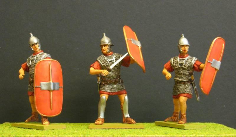 Selbstbemalte 7 cm Figuren von Dio-Horst 1rom0014