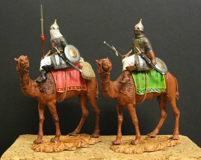Selbstbemalte 7 cm Figuren von Dio-Horst - Seite 2 Beduin10