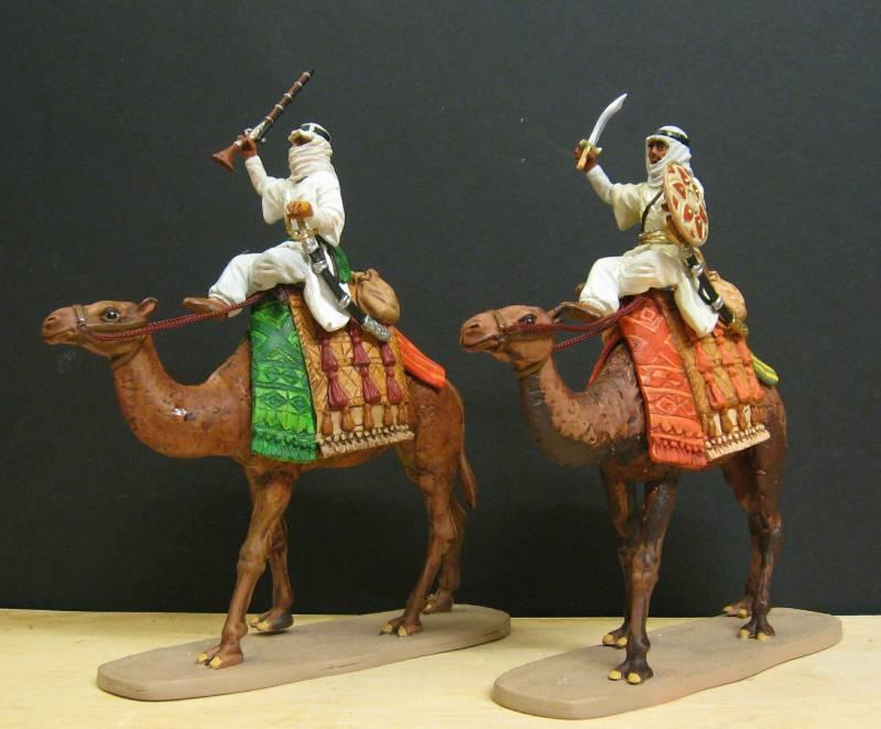 Selbstbemalte 7 cm Figuren von Dio-Horst - Seite 2 Beduin11