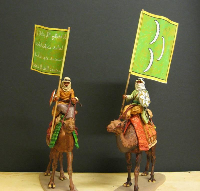 Selbstbemalte 7 cm Figuren von Dio-Horst - Seite 2 Beduin12