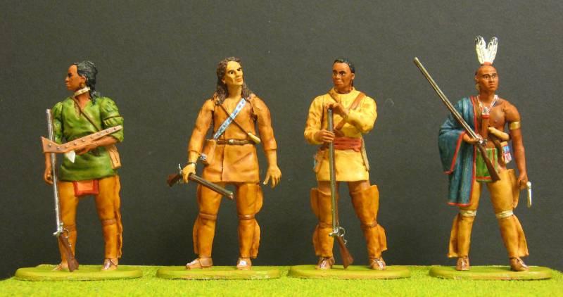 Selbstbemalte 7 cm Figuren von Dio-Horst Kreza_11